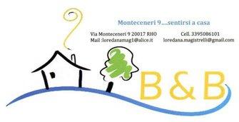 B&B MONTECENERI 9