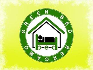 GREEN BED BERGAMO RESIDENCE