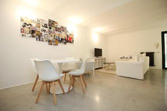 BE APARTMENTS SAN LORENZO